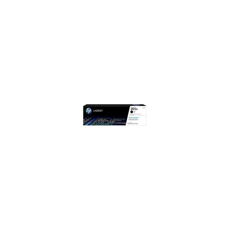 CF530A, Toner HP 205A Black LaserJet  Cartridge 1,100 | CF530A, Toner, HP