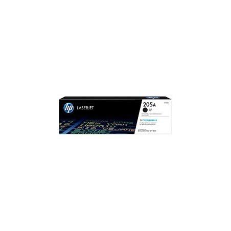 CF530A, Toner HP 205A Black LaserJet  Cartridge 1,100   CF530A, Toner, HP