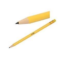 Paquet de 12 crayons graphites noirs hb molin|CRPM0011|ybureau