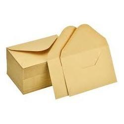 Enveloppe blanches gpv c6 114 x 162 mm 90g/M2 sans fenêtre|ENVKR014|ybureau