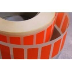 Rouleau de 2180 Etiquettes zebra en résine argenté 50x25 mm|ETIQ011|ybureau