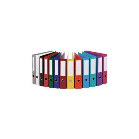 Classeur à levier A3 sicla papier nuageux dos 8 cm 32 x 48 cm avec perforateur|CLLE008|ybureau