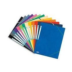 Chemise à rabats foldermate format a4 noir|CHRA003|ybureau