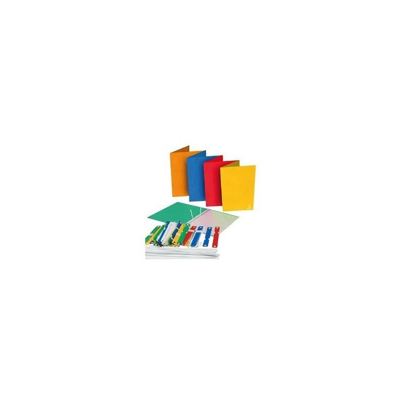 Chemise à Fastener en Polypro FOLDERMATE Format A4|CHFA003|ybureau