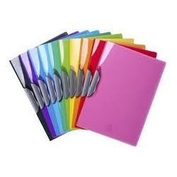 Chemise plastifiées coloris au choix AUCH012 ybureau