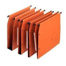 Dossier suspendus kraft orange sicla 330|DOSU006|ybureau