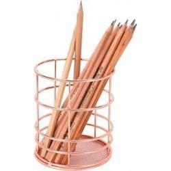 Porte stylo en métal chromé rexel|POST011|ybureau