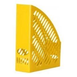Porte-revues sicla en carton couvert en simili dos 80 mm|PORE001|ybureau