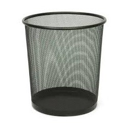 Corbeille à papier durable trend translucide 16 litres|COPA006|ybureau
