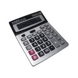 Calculatrice de bureau casio 8 digits ms-8tv|CALC012|ybureau