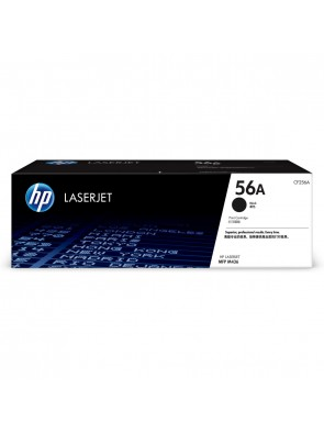 Toner original HP 56a...