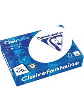 Ramettes papier blanc clairalfa a4 100g/m² 500 feuilles|PAPL0008|ybureau