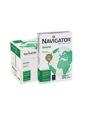 PAPL0001, Ramettes de papier blanc navigator a4 80g/m² 500 feuilles, Papier blanc, NAVIGATOR