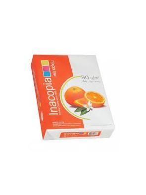 Ramettes de papier blanc inacopia a4 90g/m² 500 feuilles|PAPL0014|ybureau