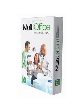 Ramettes de papier blanc multioffice a4 80g/m² 500 feuilles|PAPL0018|ybureau