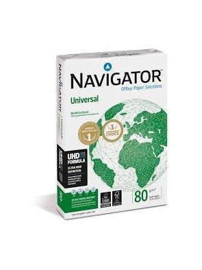 Ramettes de papier blanc navigator a3 80g/m² 500 feuilles|PAPL0019|ybureau