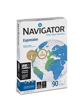 Ramettes de papier blanc navigator a4 90g/m² 500 feuilles|PAPL0020|ybureau