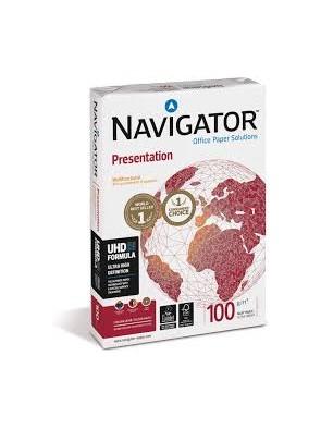 Ramettes papier blanc navigator a4 100g/m² 500 feuilles|PAPL0021|ybureau