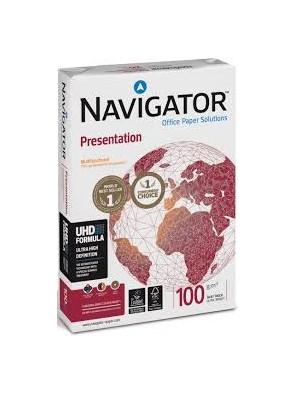 Ramettes papier blanc navigator a3 100g/m² 500 feuilles|PAPL0025|ybureau
