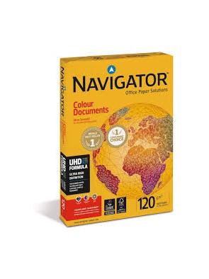 Ramettes papier blanc navigator a3 120g/m² 500 feuilles|PAPL0026|ybureau