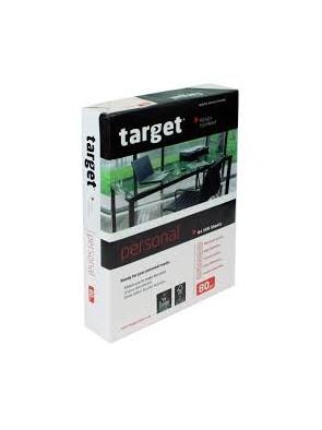 Ramettes de papier blanc target personal a4 80g/m² 500 feuilles|PAPL0029|ybureau