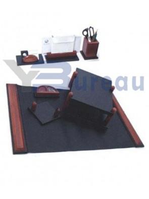 Ensemble de bureau en bois 7 pièces|ENBU007|ybureau