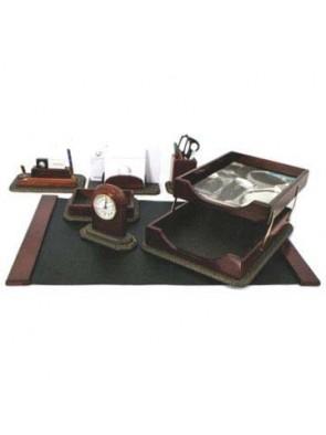 Ensemble de bureau en bois 7 pièces|ENBU006|ybureau