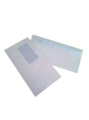 1000 Enveloppe unipapel open system 110x220 mm 70 g/M2 avec fenêtre|ENVBL021|ybureau