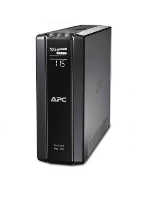 Onduleur parafoudre APC Back-UPS Pro 1200VA, 230 V, CEE 7/5  BR1200G-FR