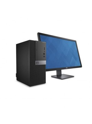 Unité centrale Dell OptiPlex 3060 SFF i3-8100 4GB 500GB Win10Pro + Ecran DELL E1916