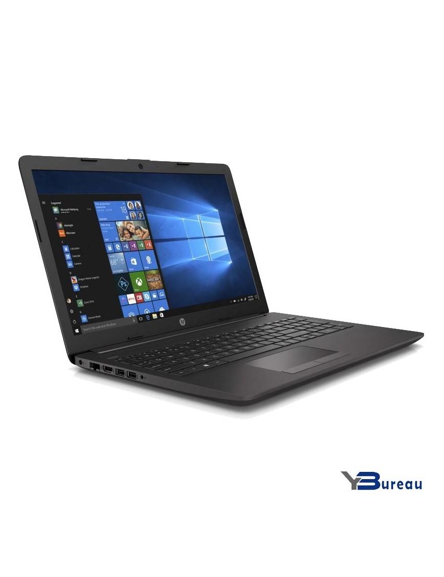197P0EA y bureau materiel informatique PC portable HP 250 G7 i5-1035G7 10 ème génération 15 6 4GO  512GO HDD