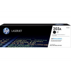 Toner HP 203A Black LaserJet  Cartridge 1,400 | CF540A