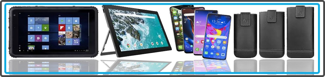 Tablettes et smartphone